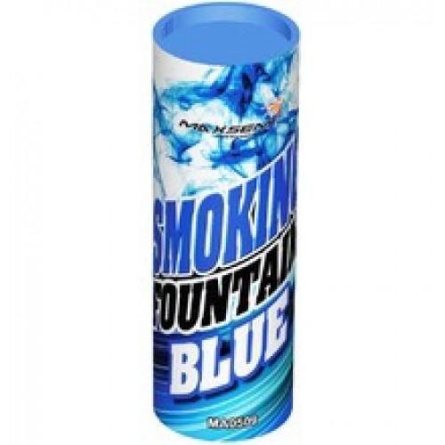 Цветной дым Smoking fountain на 35 сек