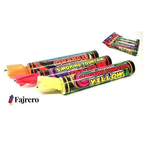 Набор цветных дымов 5 шт.\уп