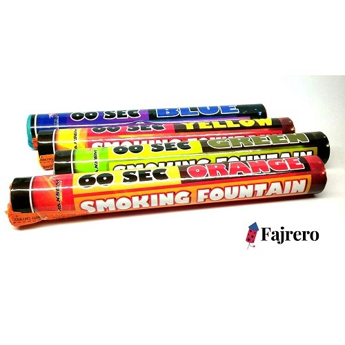 Дым цветной на 60 сек