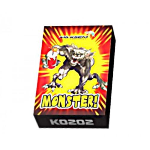 Петарды Monster 20 шт.