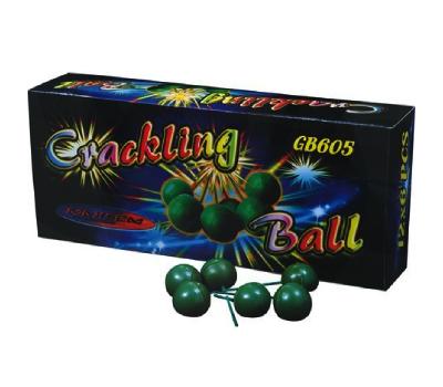 Шутиха Crackling Ball 6 шт.