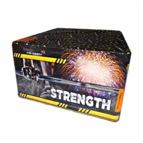 Салют Strength на 100 зарядов