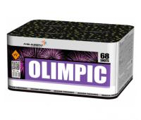 Салют Olimpic на 68 зарядов