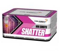 Салют Shatter на 106 зарядов