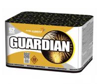 Салют Guardian на 62 заряда
