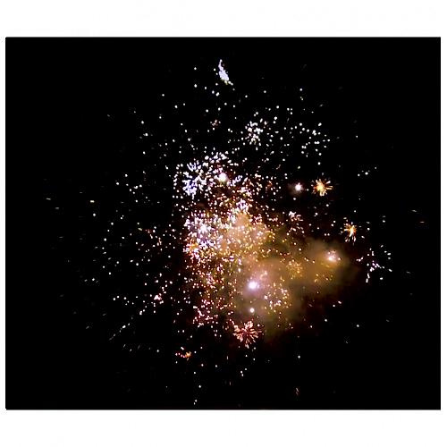 Салют Vicious Fireworks на 25 зарядов