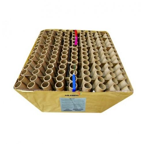 Салют MC112V на 126 зарядов